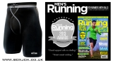 BOXJOX Mens Running Award