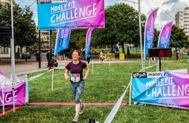 0006 Finish Line - Giff Gaff Money Fit Challenge