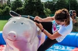 0006 Pig - Giff Gaff Money Fit Challenge