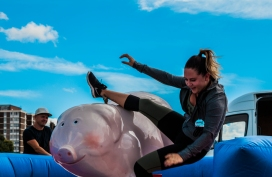 0011 Pig - Giff Gaff Money Fit Challenge