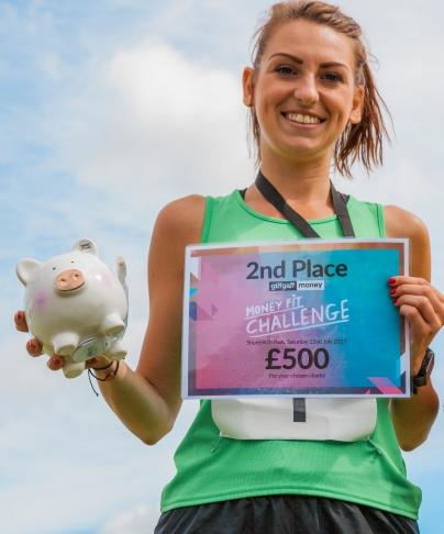 0022 Post Race - Giff Gaff Money Fit Challenge