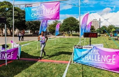 0040 Finish Line - Giff Gaff Money Fit Challenge